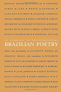 An Anthology of Twentieth-Century Brazilian Poetry (Wesleyan Poetry in Translation)