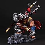Figura De League of Legends 17Cm, Regalo De Decoración De Modelo Maestro De Arma De Héroe