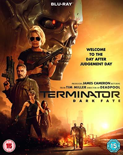 Terminator: Dark Fate BD [Blu-ray] [2019]