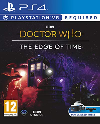 Maze Theory - Doctor Who: The Edge of Time (For Playstation VR) /PS4 (1 GAMES)