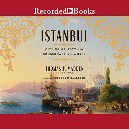 Istanbul audiobook cover art