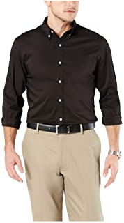 Dockers Men's Long Sleeve Signature Comfort Flex Shirt