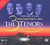 The 3 Tenors In Concert - Los Angeles 1994 (Cd+Dvd)...