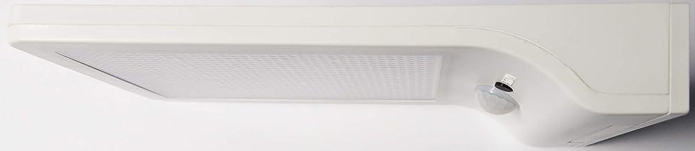 Led-zonnelamp met geïntegreerde bewegings- en schemeringssensor, beschermingsklasse IP44, wit