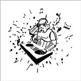 Nouvelle Science Fiction Film Star War Character Robot Rock Musique DJ Pour Salle Des Enfants