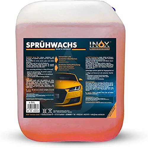 INOX-LIQUIDSYSTEMS INOX® – Premium Spray Bild