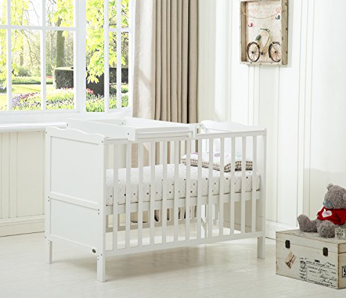 MCC Wooden Baby Cot Bed