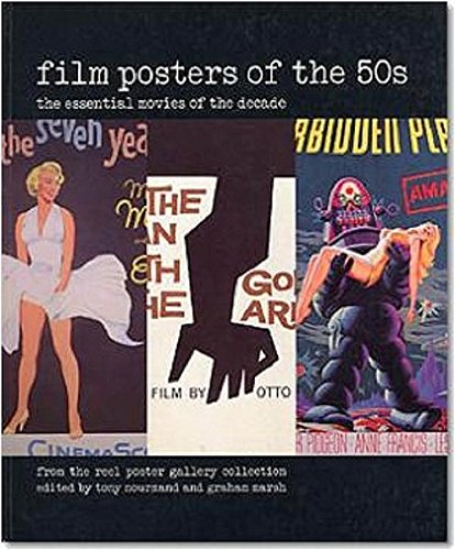 Film posters of the 50s: The Essential Movies of the Decade (Evergreen)