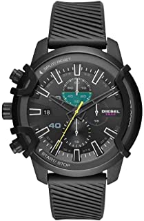Diesel Men's DZ4520 Watch Black