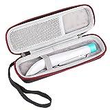 Shucase für Bite Away - Elektronischer Stichheiler Tasche Hart Fall Reise Tragen Tasche (grau 1)