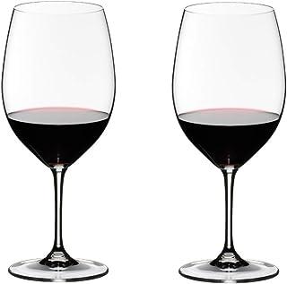 [正規品] RIEDEL リーデル 赤ワイン グラス ペアセット ヴィノム カベルネ・ソーヴィニヨン/メルロ (ボルドー) 610ml 6416/0