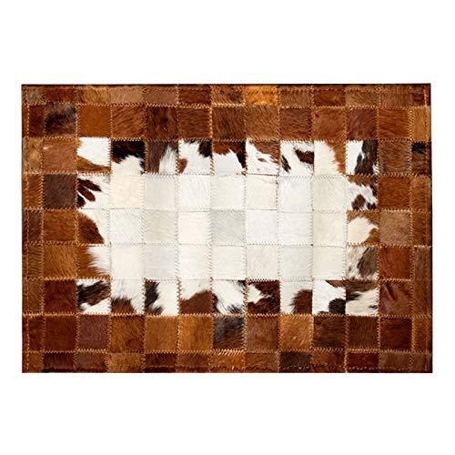 XYH Hogar Puerta Puerta Puerta Puerta nórdica Vaca Empalme Alfombra Antideslizante Impermeable Impermeable a Prueba de Humedad Simple Simple pisot (Color : Pattern 2, tamaño : 50X80CM)