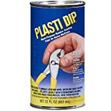 Performix 12213 Plasti Dip Black - 22 oz. Dip Can