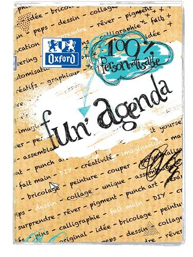 Agenda scolaire personnalisé