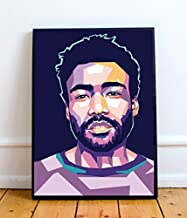 Childish Gambino Limited Poster Artwork - Professional Wall Art Merchandise (More Sizes Available) (8x10)