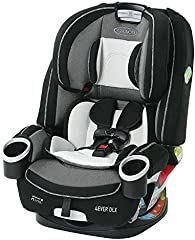 Save on Graco 4Ever DLX 4 in 1 Car Seat | Infant to Toddler Car Seat, with 10 Years of Use, Fairmont and more