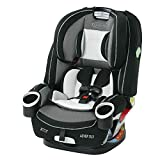Graco 4Ever DLX 4 in 1 Car Seat, Infant to Toddler Car Seat, with 10 Years of Use,...