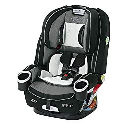 Graco Milestone Review | All-in-1 Convertible Car Seat 6