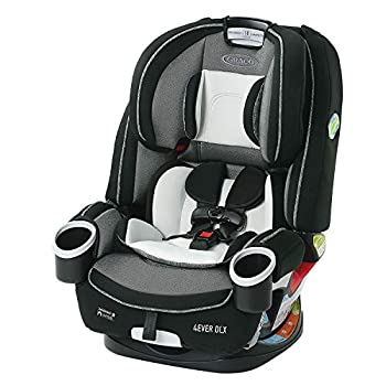 Graco 4Ever DLX 4 in 1 Car Seat Infant to Toddler Car Seat with 10 Years of Use Fairmont