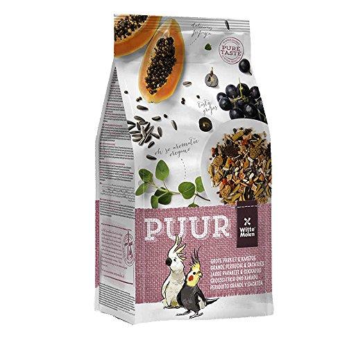 Puur Futter für Grosssittich & Kakadu, 1er Pack (1 x 2 kg)