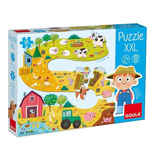 Puzzles  Infantiles Xxl