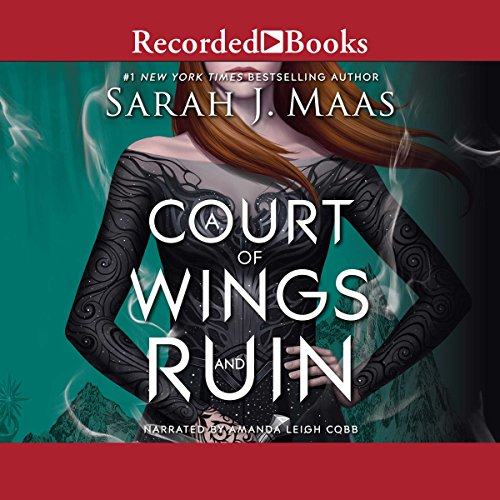 Page de couverture de A Court of Wings and Ruin