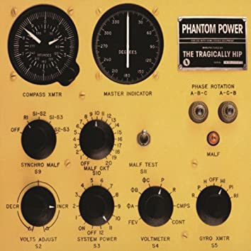 Phantom Power (International Version)