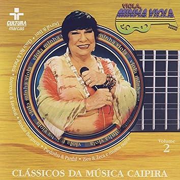 Clássicos Da Música Caipira - Vol. 2