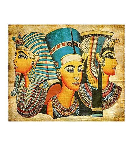 Puzzle 1000 Piezas para Adultos,Tres Religiosos Faraones,Los Puzzles De Madera, Rompecabezas Juegos para La Familia, Brain Challenge Rompecabezas para Niños, Juegos De Matriz Subordinada, Inteligenc
