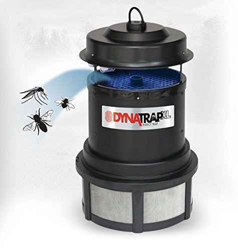 Dynatrap Dt2000xl Heavy Duty Flying Biting & Mosquito Insect Trap 1 Ac Coverage