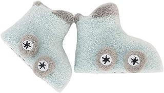 YiyiLai Baby Toddler Cartoon Winter Anti Slip Baby Walking Shoes Socks