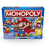 Monopoly Super Mario Celebration - Jeu de societe - Jeu de plateau - Version française