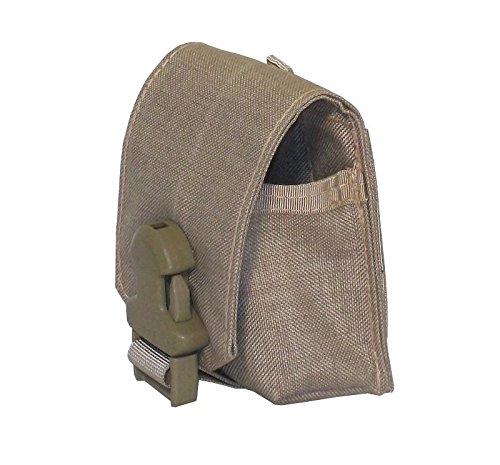 Zentauron - Pochette Grenade à main - Beige, Standard