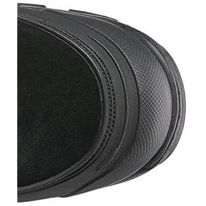 Rocky mens Fq0005455 Mid Calf Boot, Black, 11 US