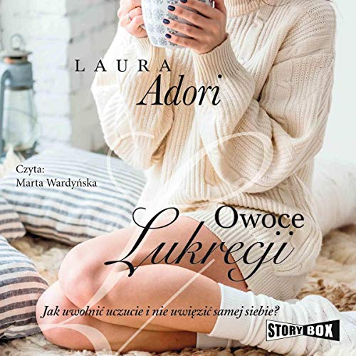 Owoce Lukrecji audiobook cover art