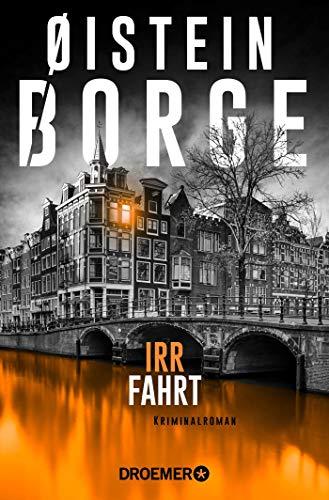 Irrfahrt: Kriminalroman (Ein Fall für Bogart Bull, Band 3)