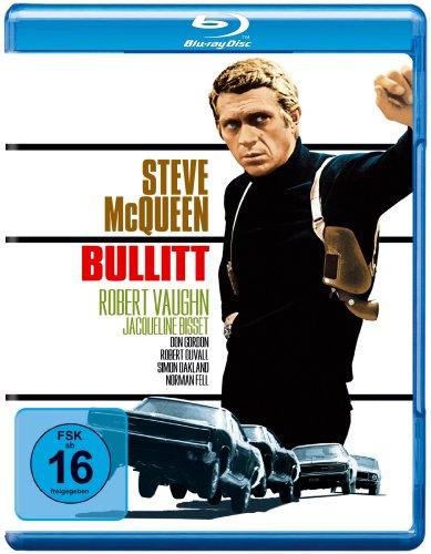 Bullitt [Blu-ray]