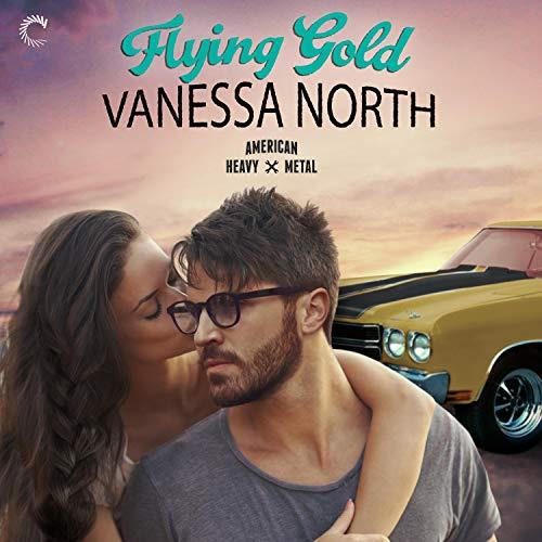 Flying Gold audiobook cover art