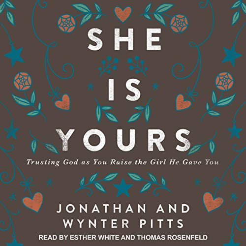 She Is Yours audiobook cover art