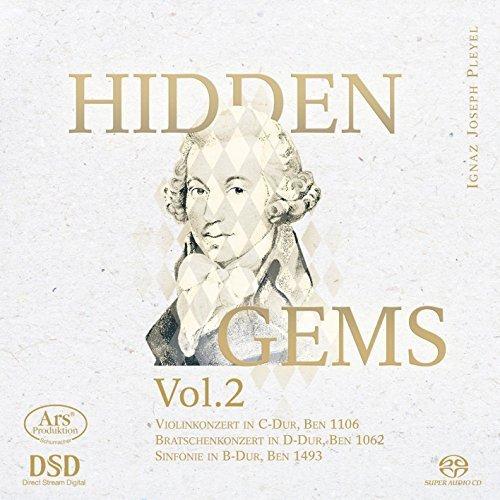 Pleyel: Hidden Gems, Vol. 2 by Robert Bauerstatter