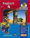 Alfons Abenteuer - Die Jagd nach dem Pharaonenschatz: Englisch 4 -