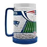 NFL New England Patriots Kristall-Tasse, 454 ml