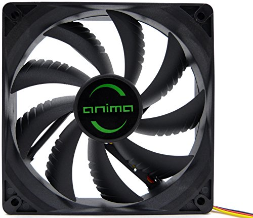 Ventiladores Pc 120Mm Rgb Marca Anima