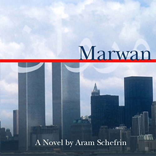 Marwan audiobook cover art