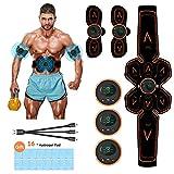 ceinture tonique abdominale - Perte de poids rapide, ceinture d'entraînement musculaire pour les...
