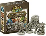 Board Game Expansion Heroes of Land Air and Sea - Expansion Mercenary 1