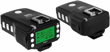 Pixel King PRO 3rd Generation Wireless TTL Flash Trigger Set for Sony