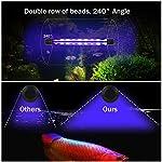 NO17-LED-Tauchlampe-fr-Aquarien-Neuestes-240--abgewinkeltes-LED-Aquarium-Beleuchtung-5050-SMD-LED-Aquariumlicht-IP68