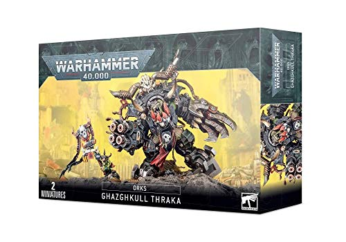 Games Workshop Warhammer 40k - Ork Ghazghkull Thraka