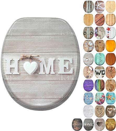 WC Sitz, viele schöne Holz WC Sitze zur Auswahl, hochwertige und stabile Qualität (Home)